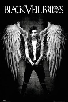 Andy Biersack - Black Veil Brides Fallen Angel>>> this is really cool