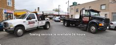 Towing Chicago The Body Shop, Chicago, Trucks, Truck