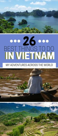 Vietnam is such an amazing country! This is an exhaustive Vietnam travel guide to the best things to do in Vietnam + Vietnam travel tips and tricks and accommodation | Hanoi, Ho Chi Minh city, beaches | via @clautavani