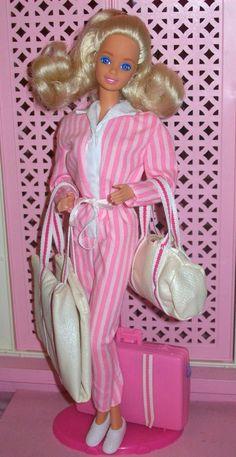 Beautiful Barbie Dolls, Barbie Dream, Barbie Style, Mattel Dolls, Doll Toys, Baby Dolls, Vintage Barbie, Vintage Dolls, Barbie Clothes