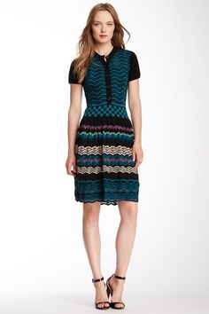 Button Front Dress by M Missoni on @HauteLook