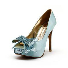 Tiffany Blue Wedding Heels, Robbin Blue Egg Wedding Shoes with Glitter,  Something Blue Wedding Heels, Mint Green Wedding Shoes via Etsy