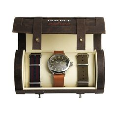 The GANT by Michael Bastian Watch With Olive Strap