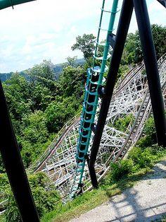 Phantom's Revenge, Kennywood Park, Pennsylvania