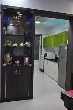 51 ideas for storage unit house cupboards Living Room Partition Design, Living Room Tv Unit Designs, Pooja Room Door Design, Room Partition Designs, Bedroom Cupboard Designs, Kitchen Room Design, Home Room Design, Modern Kitchen Design, Interior Design Kitchen
