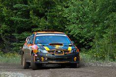 Crazy Leo - Rallye Baie-des-chaleurs 2012 by pylacroix