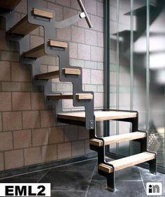 Escada em L - EML2 - Invicta Metal