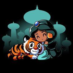 BFFs (Jasmine and Rajah)