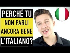 Italian Lessons, Learning Italian, Youtube, Make It Yourself, Education, Italy, Musica, Languages, Gift