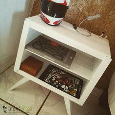 Passo-a-passo para montar uma mesa com caixotes de uva