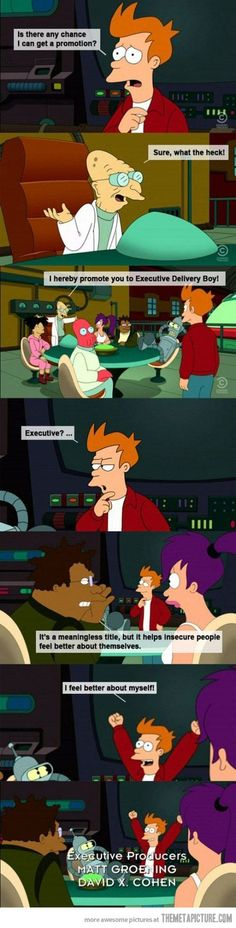 """Haha I didn't catch that the first time! """"Executive Producers"""" that's awesome!"""