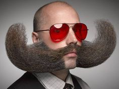 World Beard & Moustache Championships - Masters of competitive bearding - Pictures - CBS News
