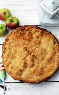 Apple pie oryginalny przepis Apple Pie, Food, Essen, Meals, Yemek, Apple Pie Cake, Eten, Apple Pies