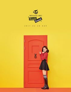 """TWICE Reveals First Individual Teasers For """"Knock Knock"""" 