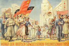 Monat der Deutsch-Sowjetischen-Freundschaft 1952