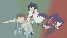 Shiroe, Akatsuki, & Naotsugu | Log Horizon