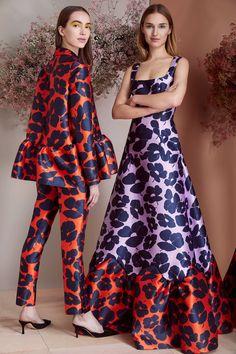 4774ba9406 Lela Rose Pre-Fall 2019 Collection - Vogue Ladies Fashion