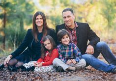 Jennifer and John Pavlovitz with children Selah and Noah