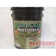 Deer Scram Professional Repellent-25Lbs On sale! $95.95  Buy 2 or more quantities: $90.95  per each