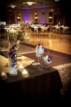 Buffet Options And Table Arrangements At Country Springs Hotel