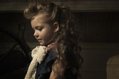 Rock On- Editorial Kids Fashion Story by Emma Tunbridge, via Behance