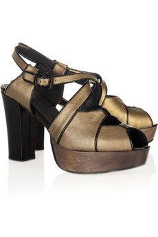 oh lovely see by chloe platforms!