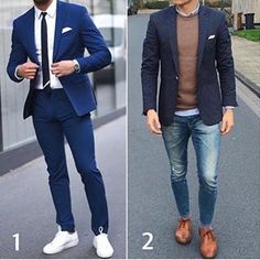 Choose 1 or 2? #gentwithcasualstyle