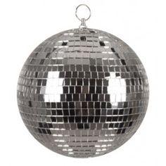 Accessori - Disco Ball 20cm Palla discoteca anni 70 http://www.eccolafesta.it/disco-ball-30cm.html