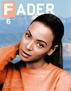 Beyoncé for FADER Magazine