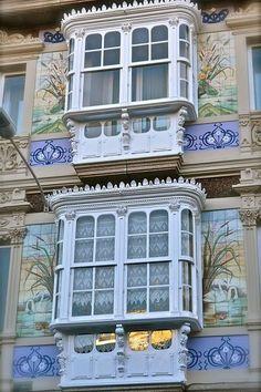 architecturia: Coruña, Spain amazing architecture design (via wooddove)