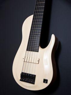 Fodera Unveils Anthony Jackson Presentation II Bass