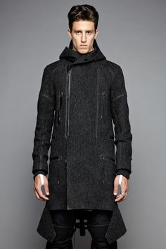 Aitor Throup Mongolia Wool Blend Articulated Riding Jacket