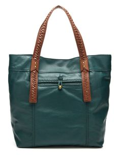 #Isabella #Fiore #Daria Tote YES!! IN green!!