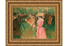 Lautrec, At the Moulin Rouge on OneKingsLane.com