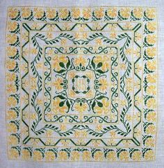 Daffodil PDF Chart by Northern Expressions Needlework
