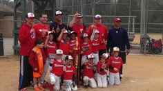 Congratulations to members of the Windermere Nationals 8-under travel baseball team on placing first at the Nations of Greater Orlando 2014 Looney Tunes Battle of the Bats tournament.