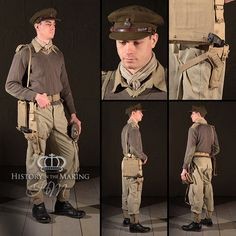World War Two British Army Uniforms Category - History in the Making British Army Uniform, British Uniforms, Ww2 Uniforms, British Soldier, Military Uniforms, Costume Hire, Royal Marines, North Africa, Military History