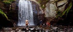 20 Breathtaking Waterfalls Are Hiding In North Carolina