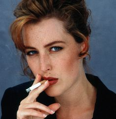 """scully1964: """"  Gillian by Thomas Pritschet 1995 """""""