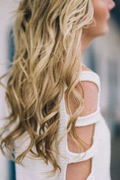 hair waves like this