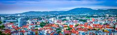 Check out City Panorama by ChristianThür Photography on Creative Market Photos, Pictures, Marketing, City, Check, Creative, Photography, Travel, Graz