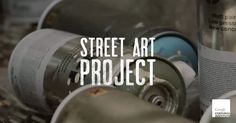 Street Art Project - discover street art from around the world - by Google Cultural Institute - AWESOME interactive site!