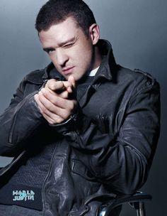 Justin Timberlake - Love this pic!
