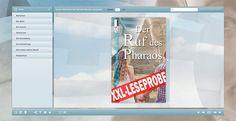 """Der Ruf des Pharaos"" von Sandra Rehschuh ab Juli 2014 im bookshouse Verlag. www.bookshouse.de/leseproben/131/"