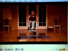 Tracy Anderson Mat Workout PART 1     #fitness