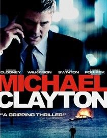 Michael Clayton - 2007 - Michael Clayton is a fine movie and well worth watching. Granted, there aren't a lot of laughs here - actually, I don't think there was a single laugh - but Tony Gilroy delivers a tight drama marked by fine performances, a clean plot and crisp dialogue that sounds true in the ear. This is a great drama.   See it: