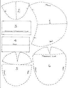Sewing Techniques Couture Make your own shoulder pads, 2 styles, courtesy Cloning Couture Sewing Hacks, Sewing Tutorials, Sewing Crafts, Sewing Projects, Sewing Patterns, Dress Patterns, Dress Tutorials, Coat Patterns, Sewing Tips