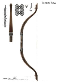 A Bow (based from Lord of the Rings)