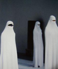 Hussein Chalayan 1998, between