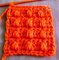 Lots of Crochet Stitches by M. J. Joachim